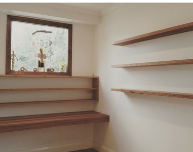 Shelving at Little Groms Child Care in Torquay