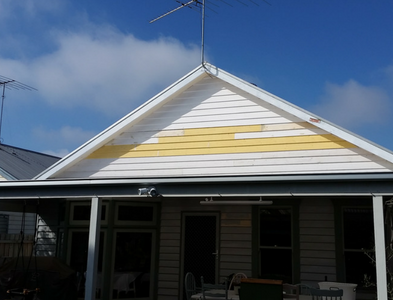 Weatherboard Replacement